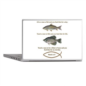 Fishermen Laptop Skins