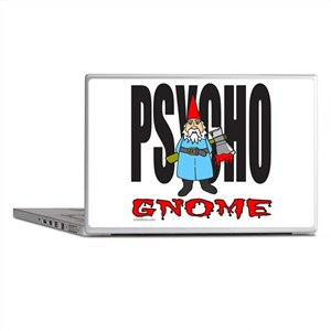 PSYCHO GNOME Laptop Skins