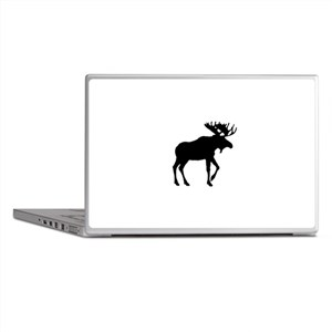 MooseSmootherSquare Laptop Skins