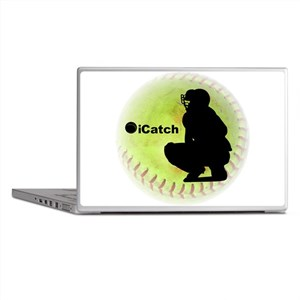 iCatch Fastpitch Softball Laptop Skins
