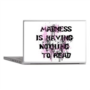 Madness Grunge Laptop Skins