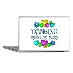 Dancing Happiness Laptop Skins