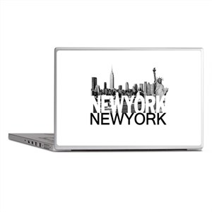 New York Skyline Laptop Skins