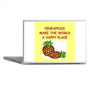 pineapples Laptop Skins