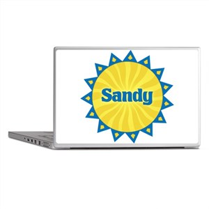 Sandy Sunburst Laptop Skins