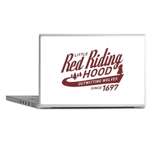 Little Red Riding Hood Since 1697 Laptop Skins