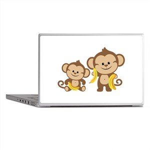 Little Monkeys Laptop Skins
