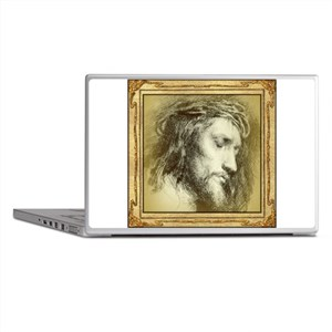 Ecce Homo Framed Laptop Skins