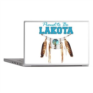Proud to be Lakota Laptop Skins