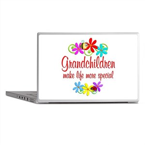Special Grandchildren Laptop Skins