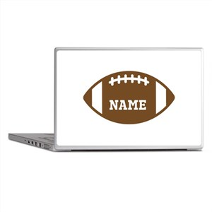 Custom Football Laptop Skins