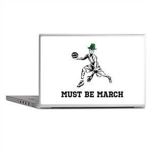 Must Be March Laptop Skins