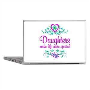 Special Daughter Laptop Skins