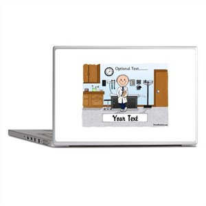 Doctor, Male Laptop Skins