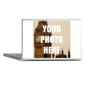 Your Photo Here Personalize It! Laptop Skins