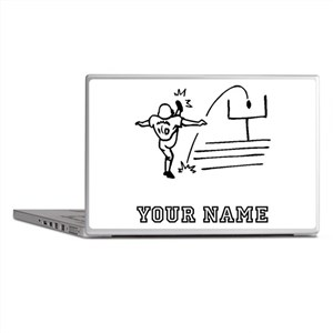 Field Goal Kicker (Custom) Laptop Skins