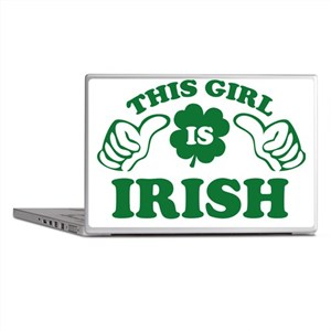 thisGirlIrish1A Laptop Skins