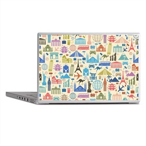 world Travel Laptop Skins