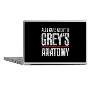 Grey's All I Care About Laptop Skins