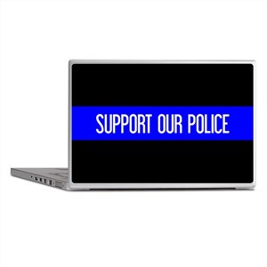 Police: Support Our Police & The Thin Laptop Skins