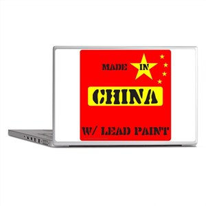 LEAD PAINT Laptop Skins
