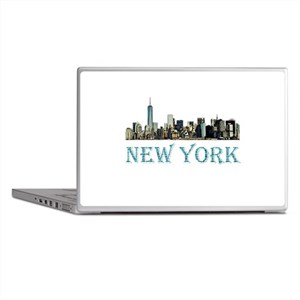New York City Laptop Skins