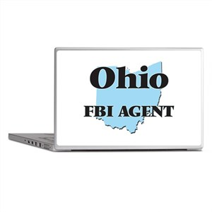 Ohio Fbi Agent Laptop Skins