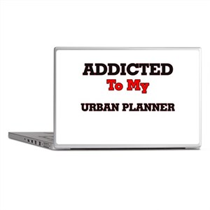 Addicted to my Urban Planner Laptop Skins