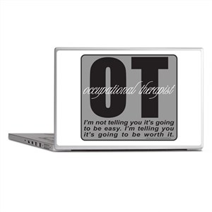 OT/Occupational Therapist Laptop Skins