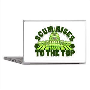 Scum Rises To The Top Laptop Skins