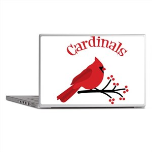 Cardinals Laptop Skins