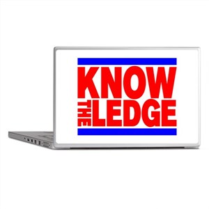 KNOW THE LEDGE Laptop Skins