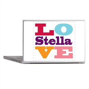 I Love Stella Laptop Skins