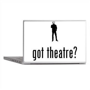 Theater Laptop Skins