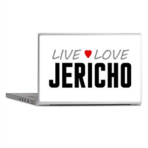 Live Love Jericho Laptop Skins