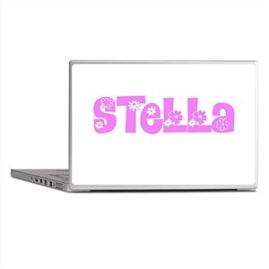 Stella Flower Design Laptop Skins