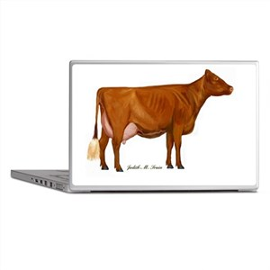 Shorthorn Trans Laptop Skins