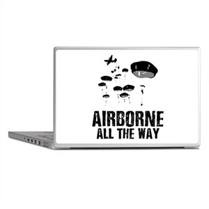 Parachuting Laptop Skins