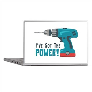 Ive Got The Power! Laptop Skins