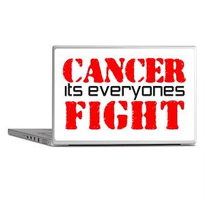 Cure All Cancer Laptop Skins - CafePress