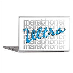 Ultra Marathoner Laptop Skins