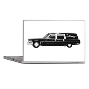 HEARSE Laptop Skins