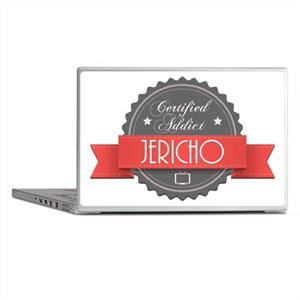 Certified Jericho Addict Laptop Skins