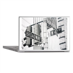 NY Broadway Times Square - Laptop Skins