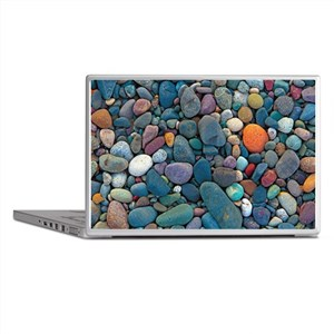 Beach Rocks2 Laptop Skins