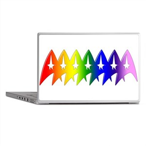 Trek Pride Original Laptop Skins