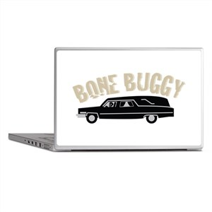 Bone Buggy Laptop Skins