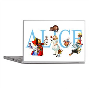 ALICE & FRIENDS Laptop Skins