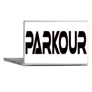 Parkour Laptop Skins