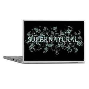 Supernatural Glass Shatter 2 Laptop Skins